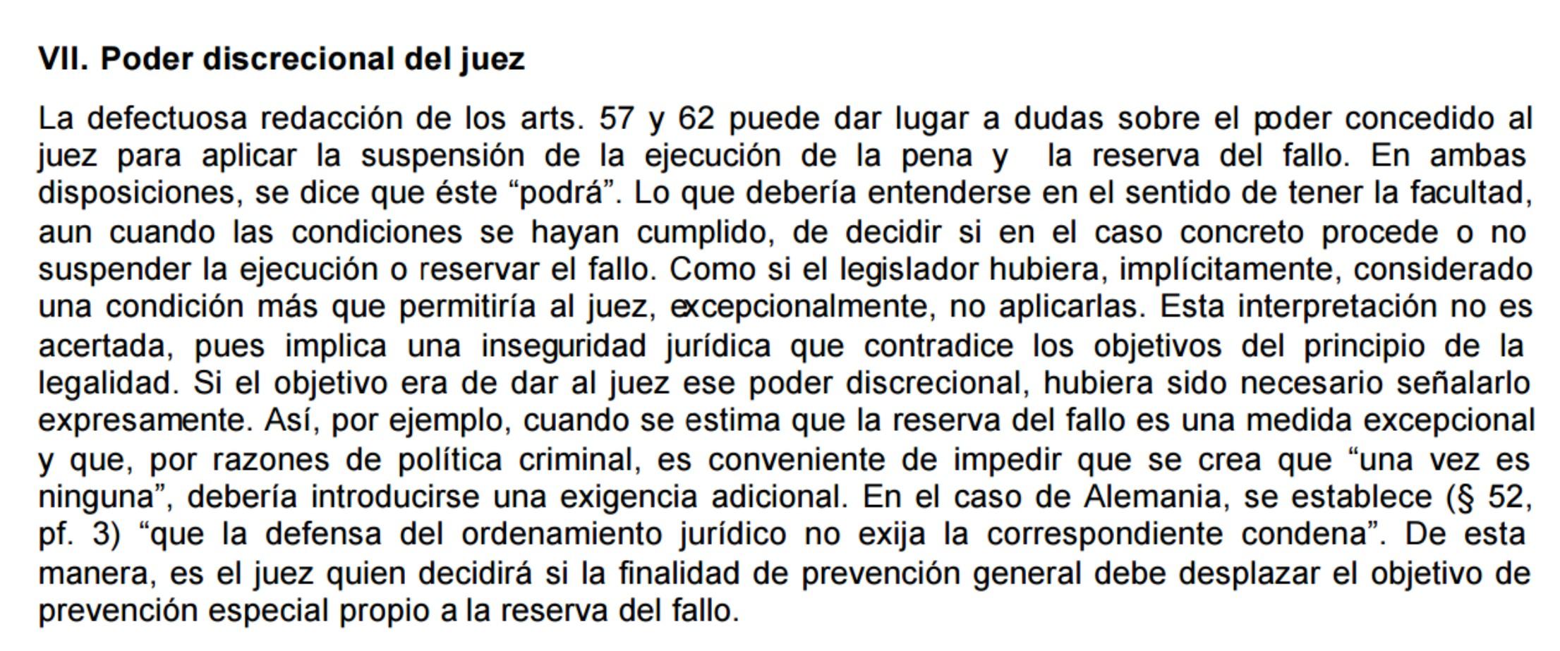 Texto original del profesor Jose Hurtado Pozo