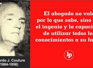 Eduardo Couture - Los mandamientos del abogado