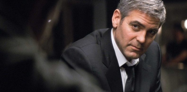 12. Michael Clayton (Michael Clayton). Interpretado por George Clooney.