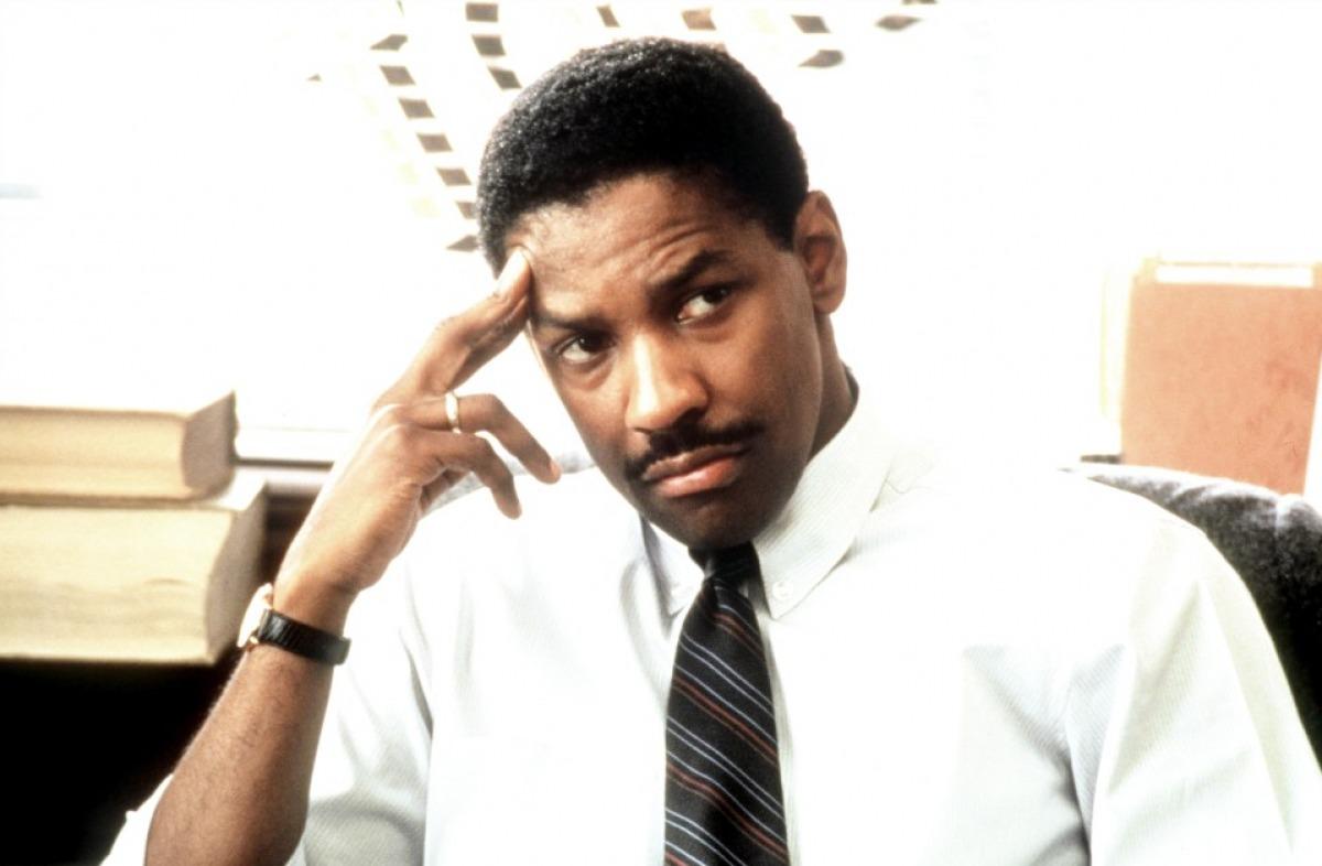 2. Joseph Miller (Philadelphia). Interpretado por Denzel Washington.