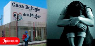 Refugio para víctimas de trata de personas - legis.pe-
